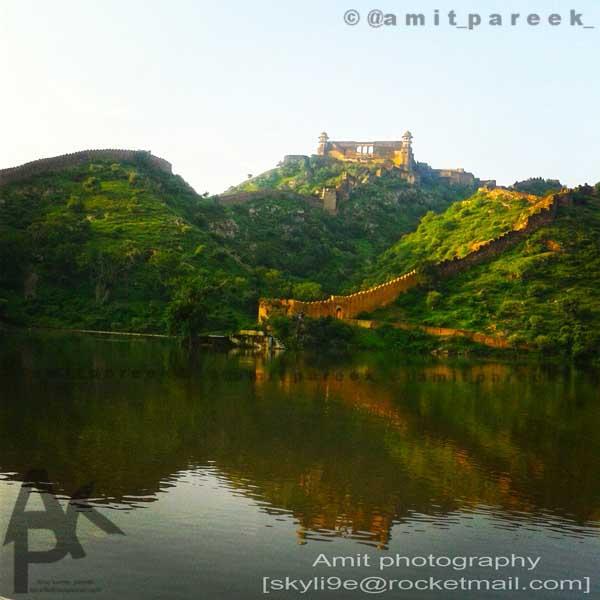 Amer-gallery-sagr-lake-jaigarh-fort