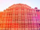 Hawa Mahal the crown of Jaipur